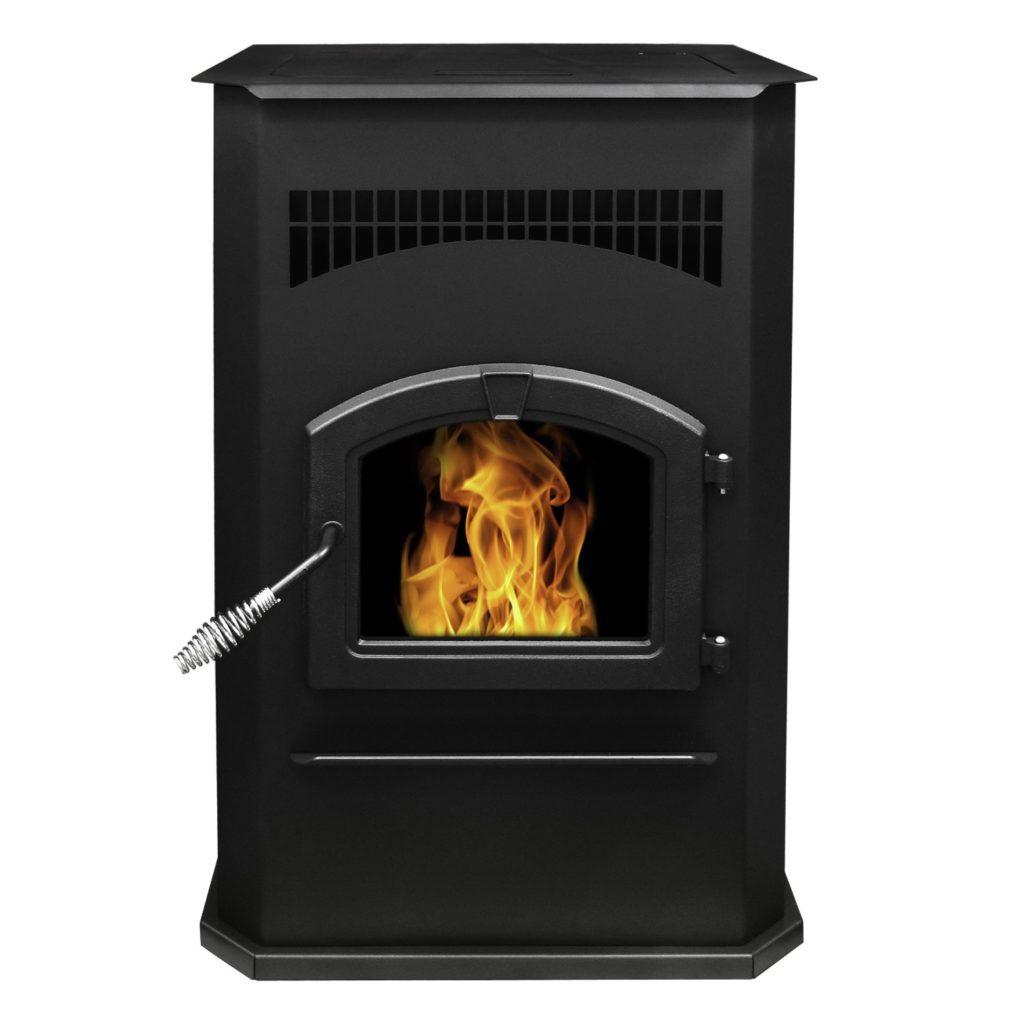 Pleasant Hearth Cabinet Style 50000 BTU's Pellet Stove