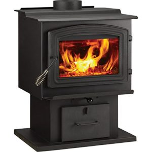 WoodPro Wood Stove - 68,000 BTU, EPA-Certified