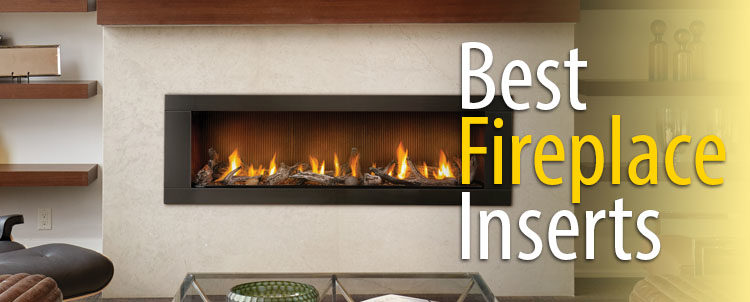 Having trouble finding the best fireplace insert? Look no further