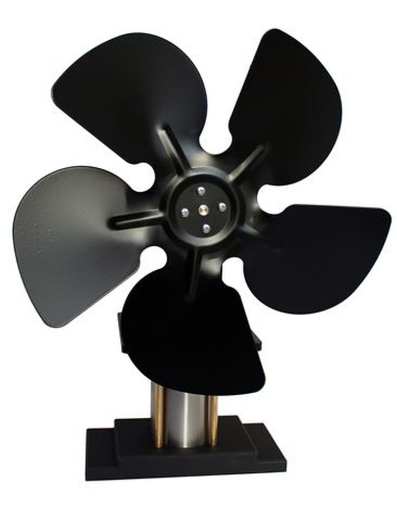 Vulcan Stove Fan (Stirling Engine Powered)