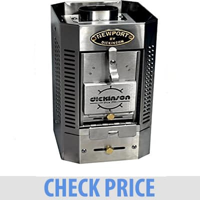 Dickinson Marine Newport Solid Fuel Heater Review August